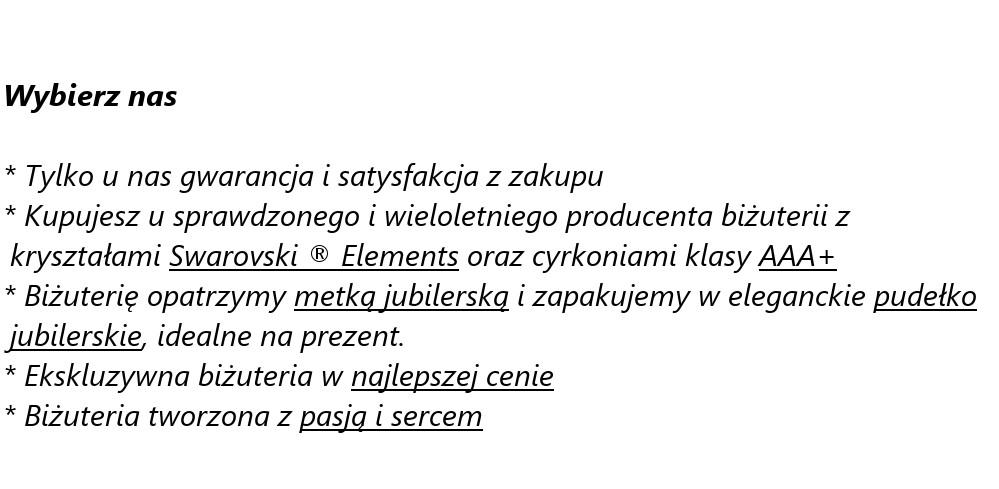 Bransoletka z kryształami SWAROVSKI swarowski gold 9287654620 2udGMfuK