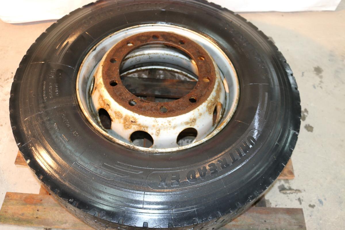 UnitRead ex 315/80 R22.5 R22.5 Pneumatika pneumatiky