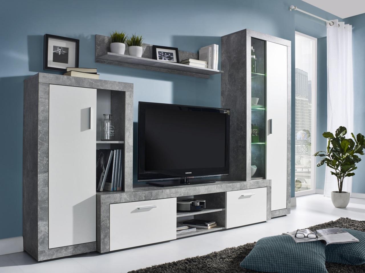 Секция BONO комнатная мебель