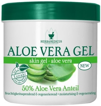 Aloe Vera Gel Víceúčelový gel z aloe 250ml