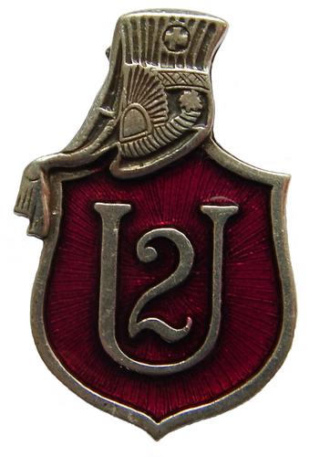 Знак 2-Го Полка Уланов Польских Легионов доставка товаров из Польши и Allegro на русском