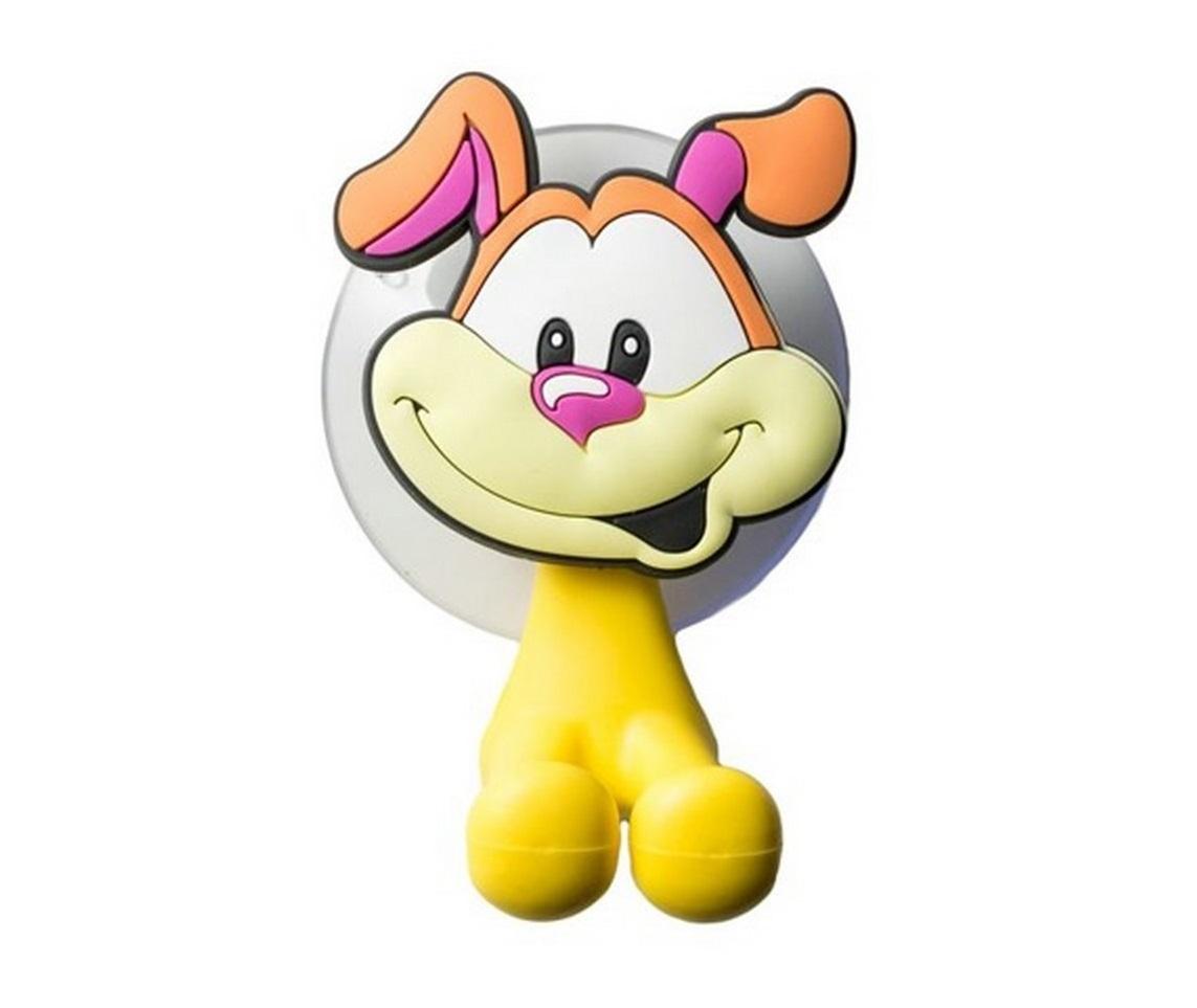 Domáce zvieratá - Držiak na úsmev zubnej kefky