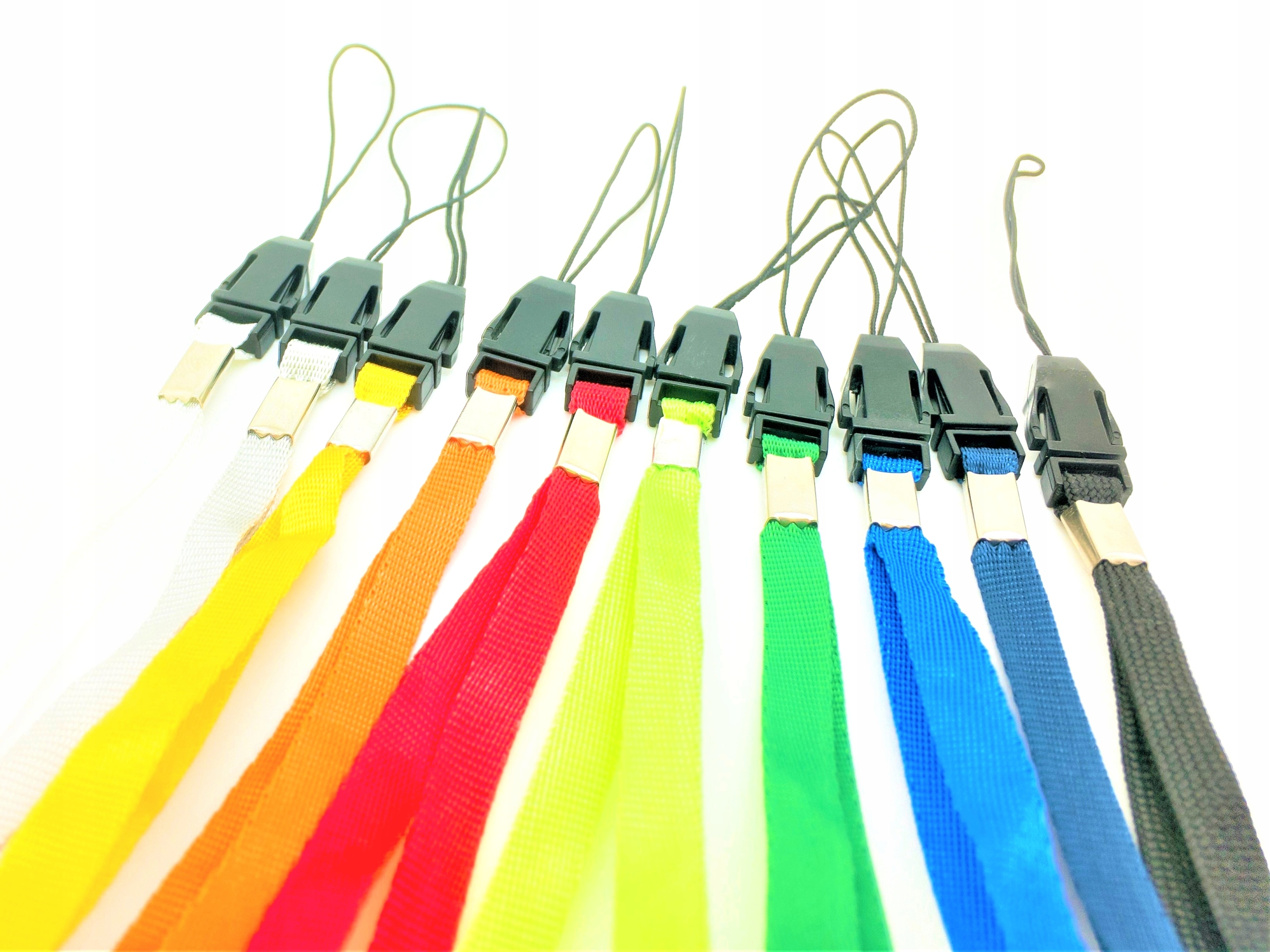 Ремешок - красочный поводок для флешки