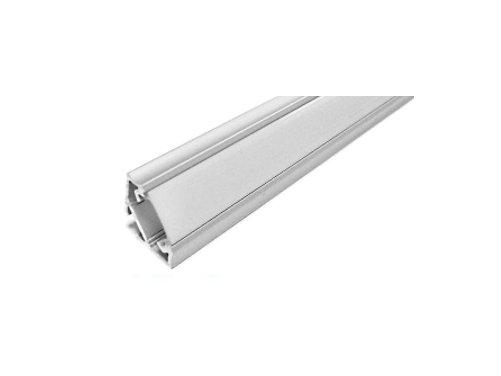 Profil 45 st. do listw LED 2m narożny aluminiowy