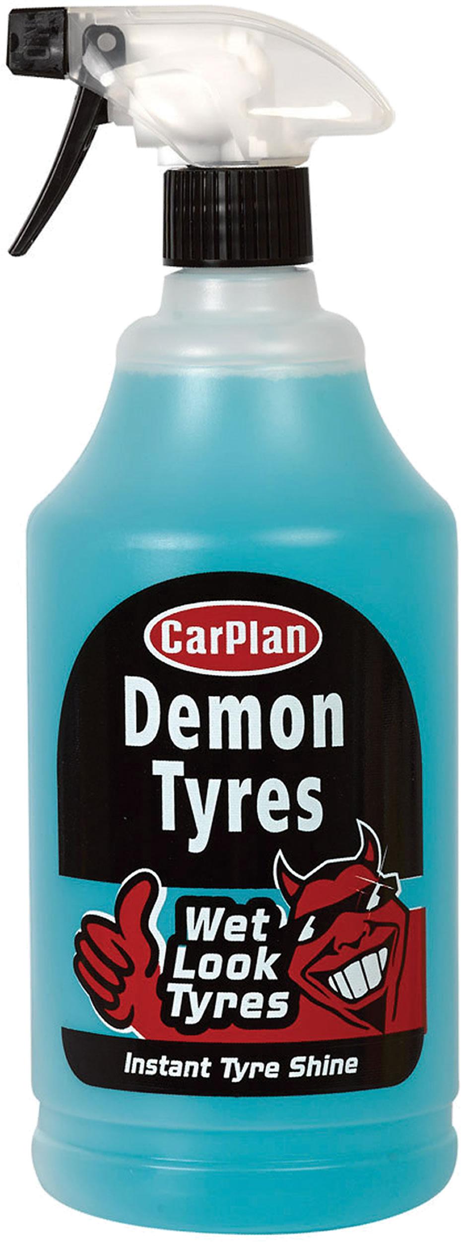 CarPlan Demon TYRES Эффект мокрых шин 1l ФИЛЬМ