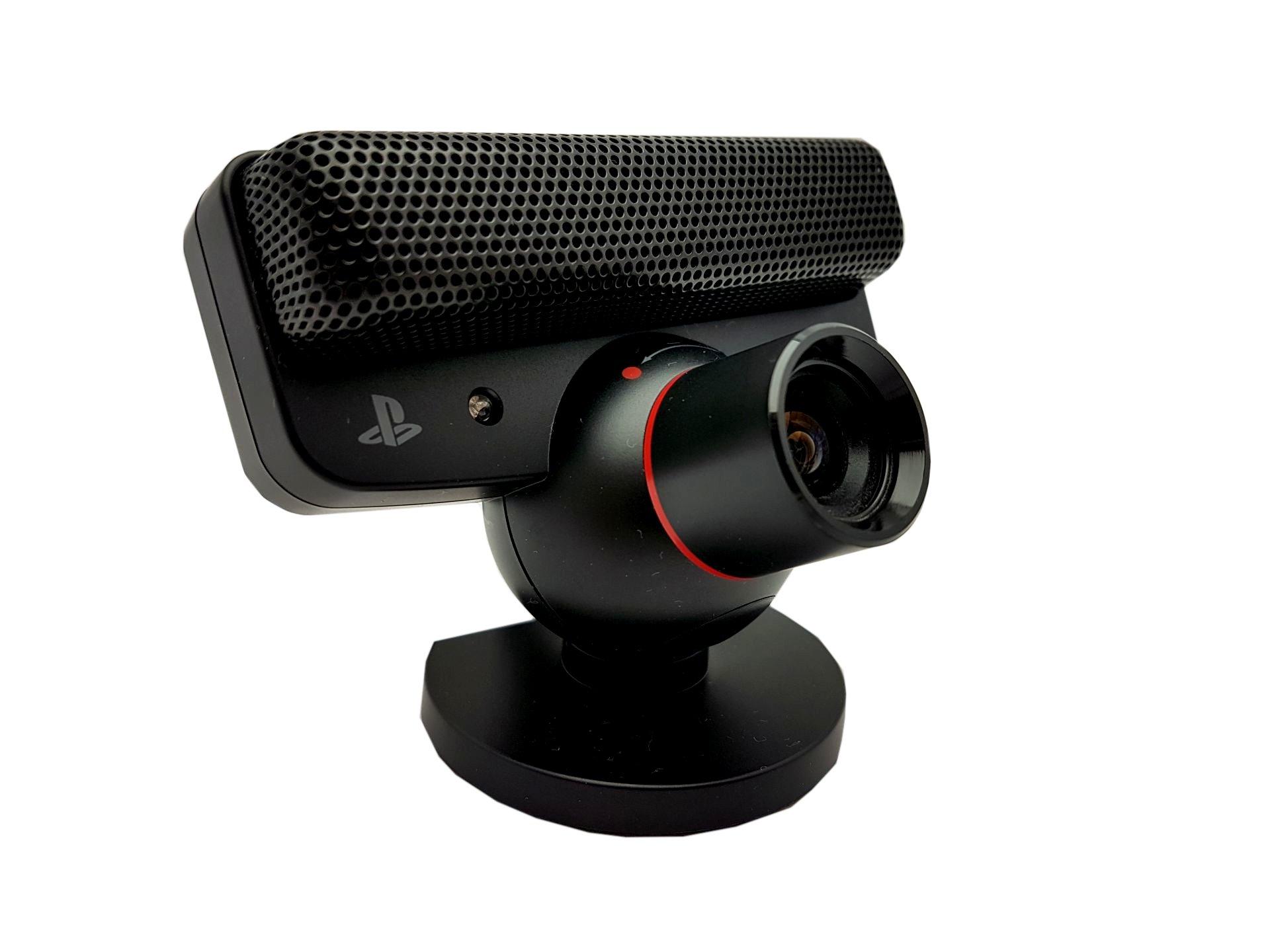 Fotoaparát očný pohyb ps3