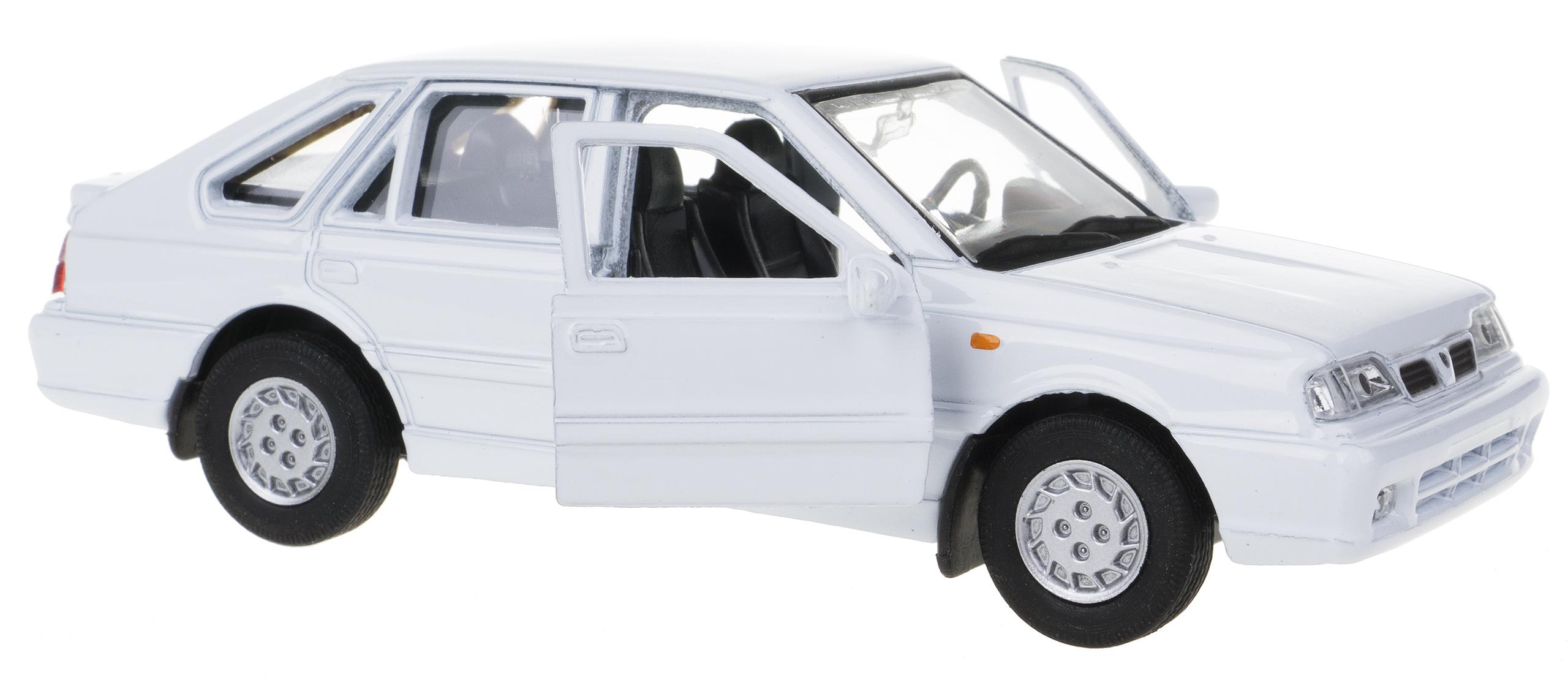 FSO Polonez Caro Plus Welly Model 1:34 Biela