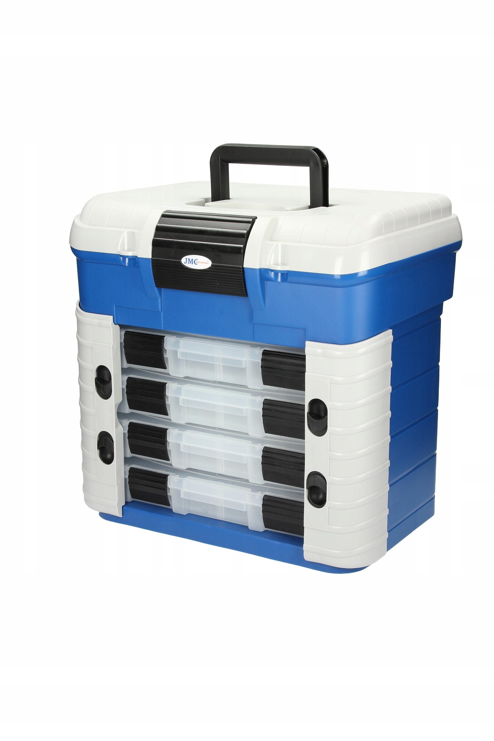 Rybárske box so štyrmi boxy SW105JMC