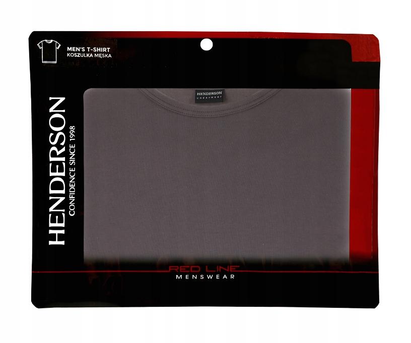HENDERSON KOSZULKA męska RED LINE 18731 - r L Materiał dominujący bawełna