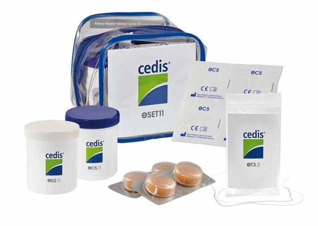 Veľký Cedis sada pre sluchové pomôcky - obchod