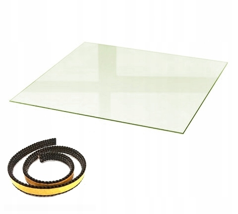 60x40 термостойкое каминное стекло