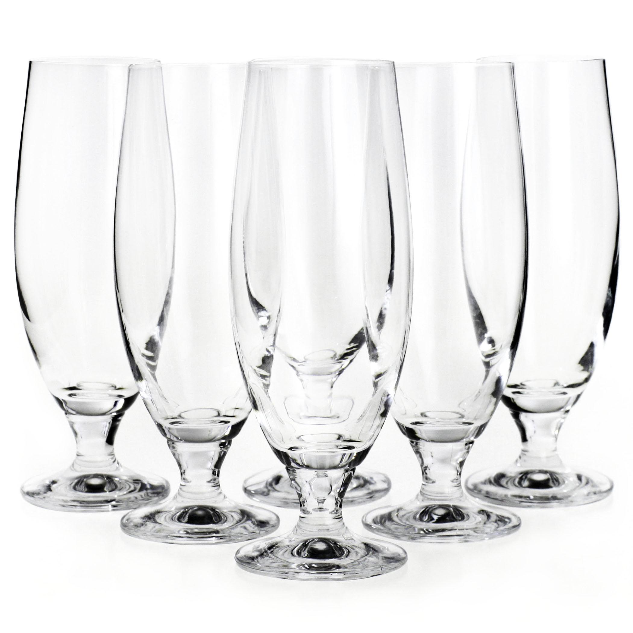 Pretrepte pivné okuliare Krosno Prestige 500 ml