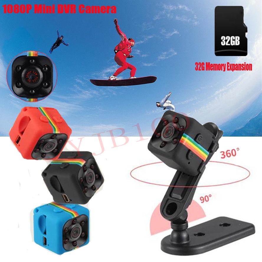 Купить мини Камера SQ11 Full HD 1080P 12MP НА Движение и ЗВЕЗДНАЯ на Eurozakup - цены и фото - доставка из Польши и стран Европы в Украину.