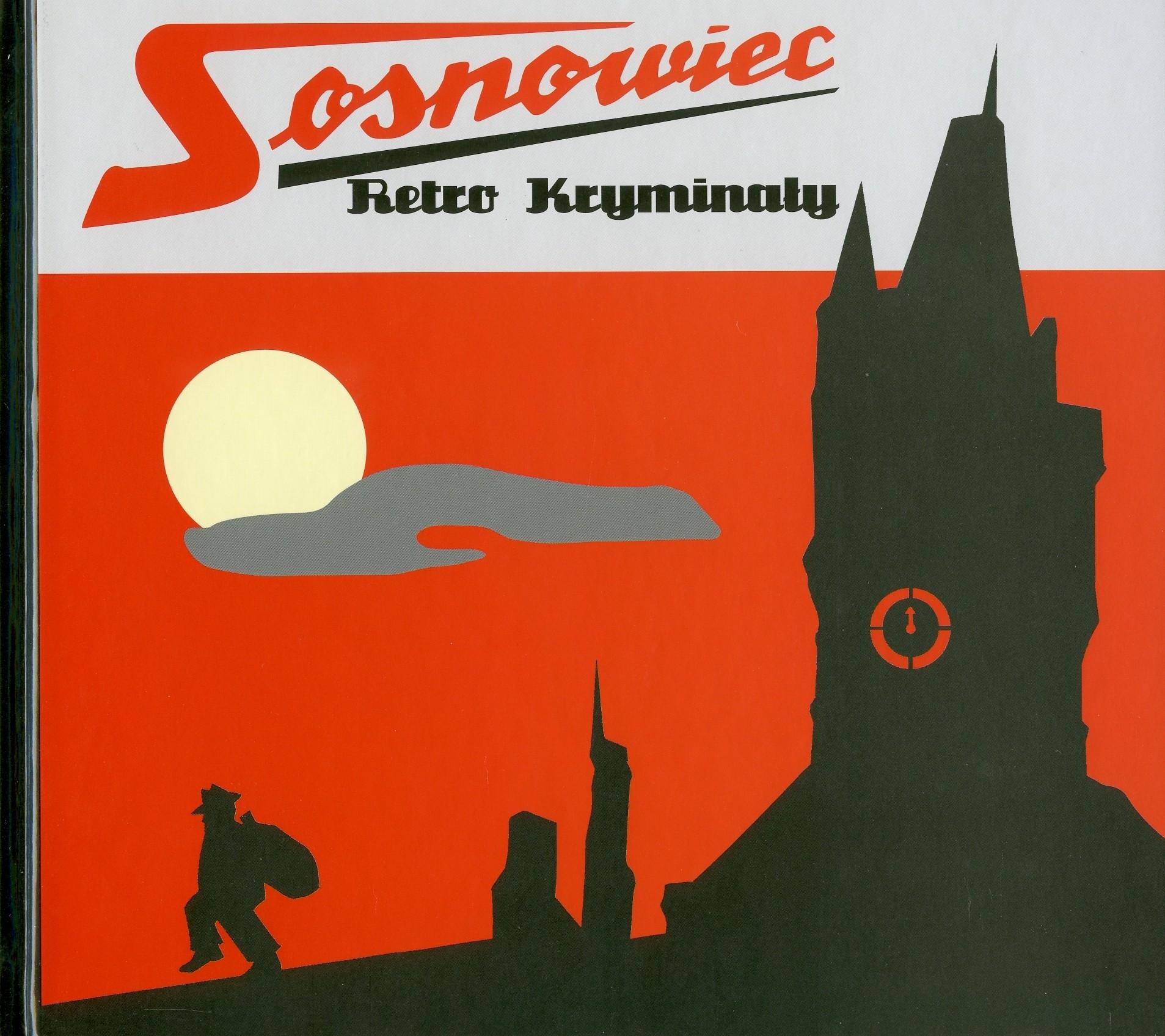 SOSNOWIEC Retro-Detektívi album Terek Dombrowski