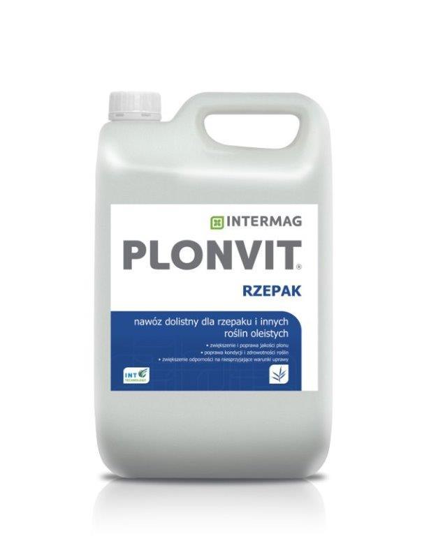 PLONVIT RZEPAK 5l nawóz dolistny INTERMAG