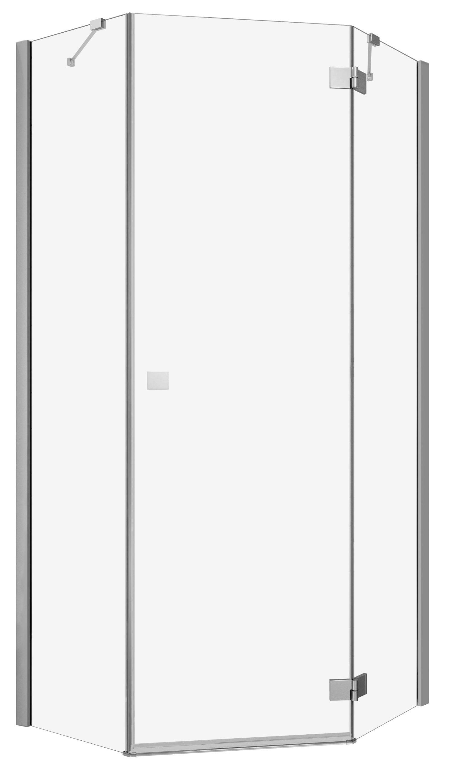 Kabína 5-kątna Essenza Nové PTJ 90x100x200 RADAWAY