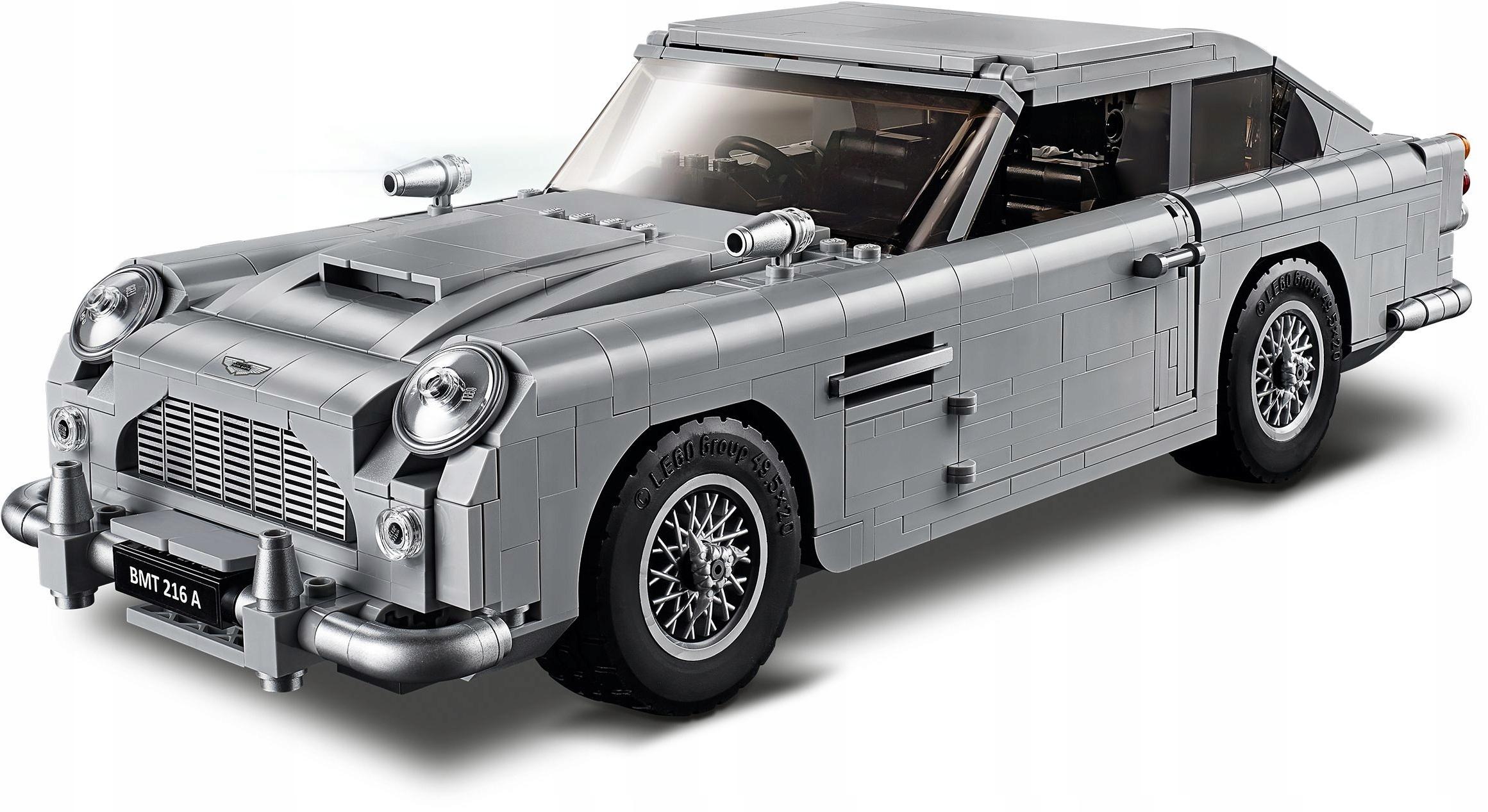 LEGO Aston Martin DB5 Jamesa Bonda NOWOŚĆ Allegro