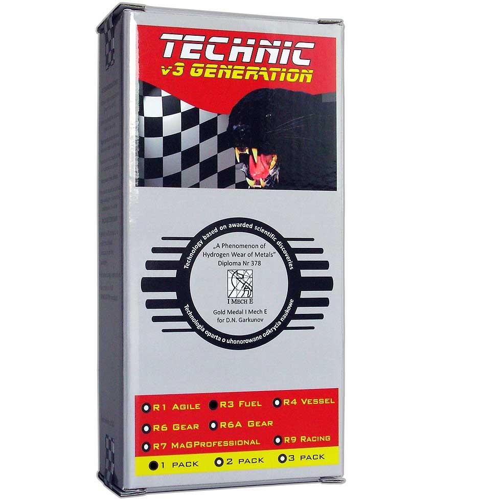 Очищает wtryski ДИЗЕЛЬ R3 Fuel Turbo, EGR оригинал