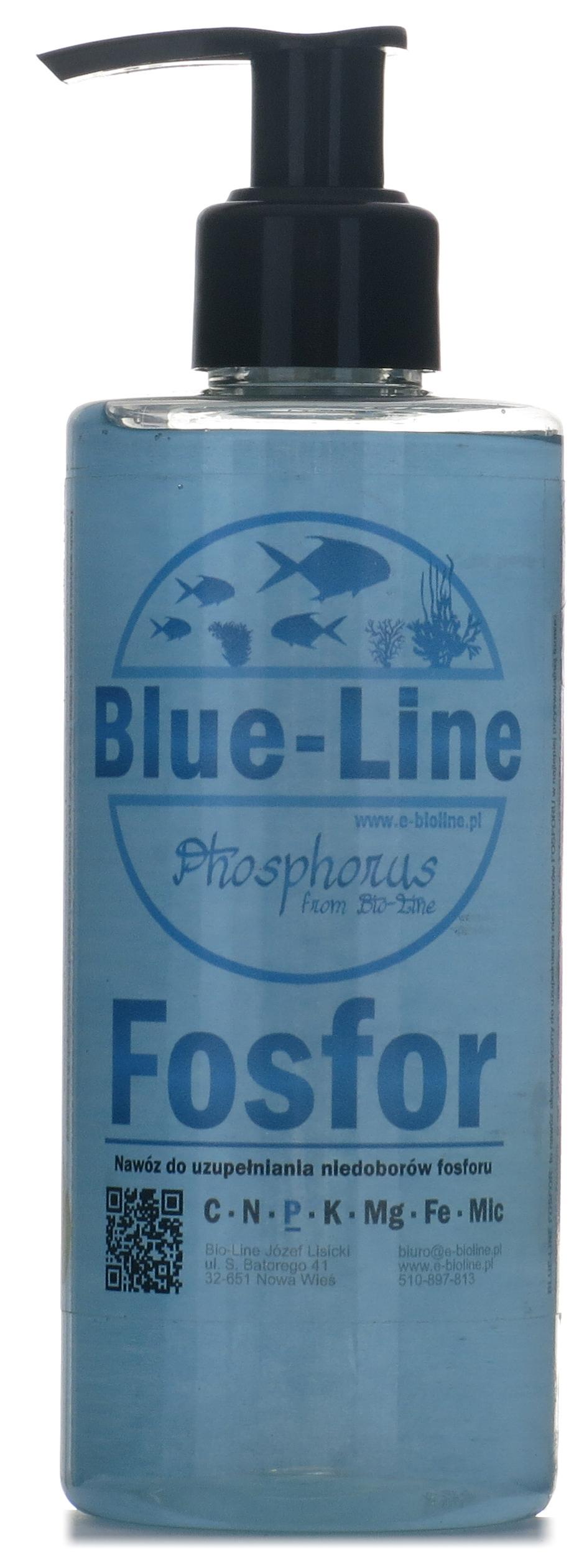 Удобрения и фосфорная кислота от Blue-Line - чистый ФОСФОР 500 мл