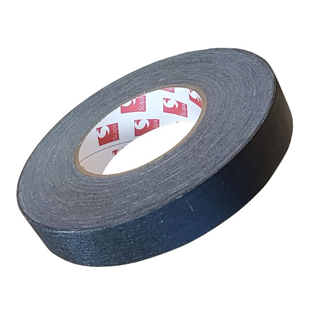 Item Laso tape, old Scapa-3101 fabric 25mm/50m