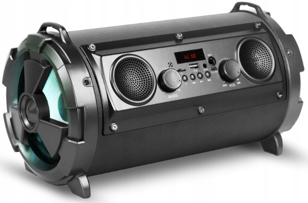 Радио Туба Bluetooth Бумбокс Караоке Башня MP3 USB