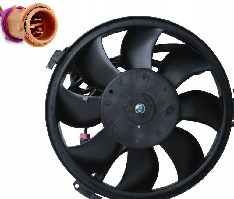 audi a6 c5 новый вентилятор к кондиционирования воздуха tvaleo