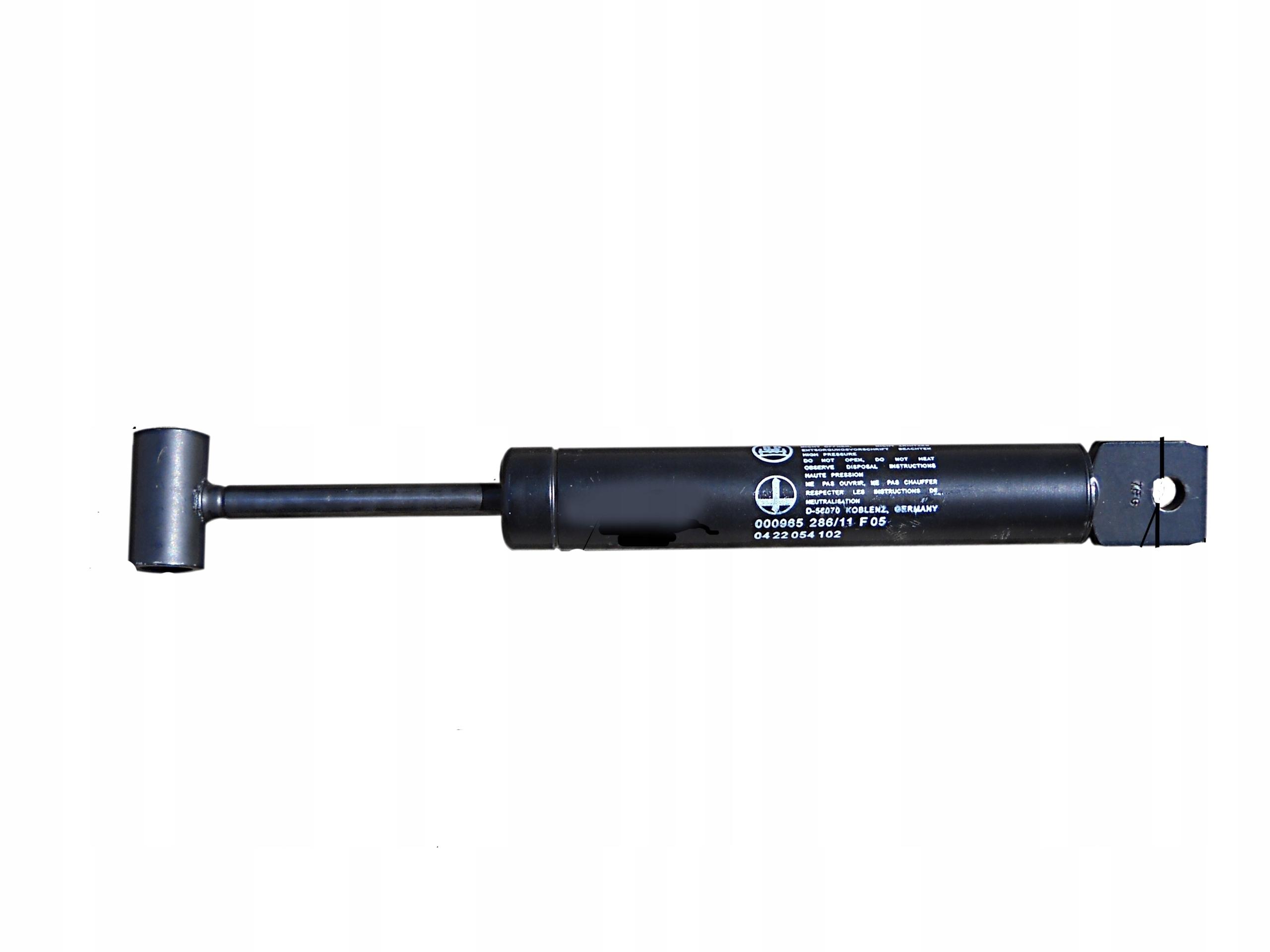 Спортивный амортизатор для BPW Peitz PAV SR 2,7