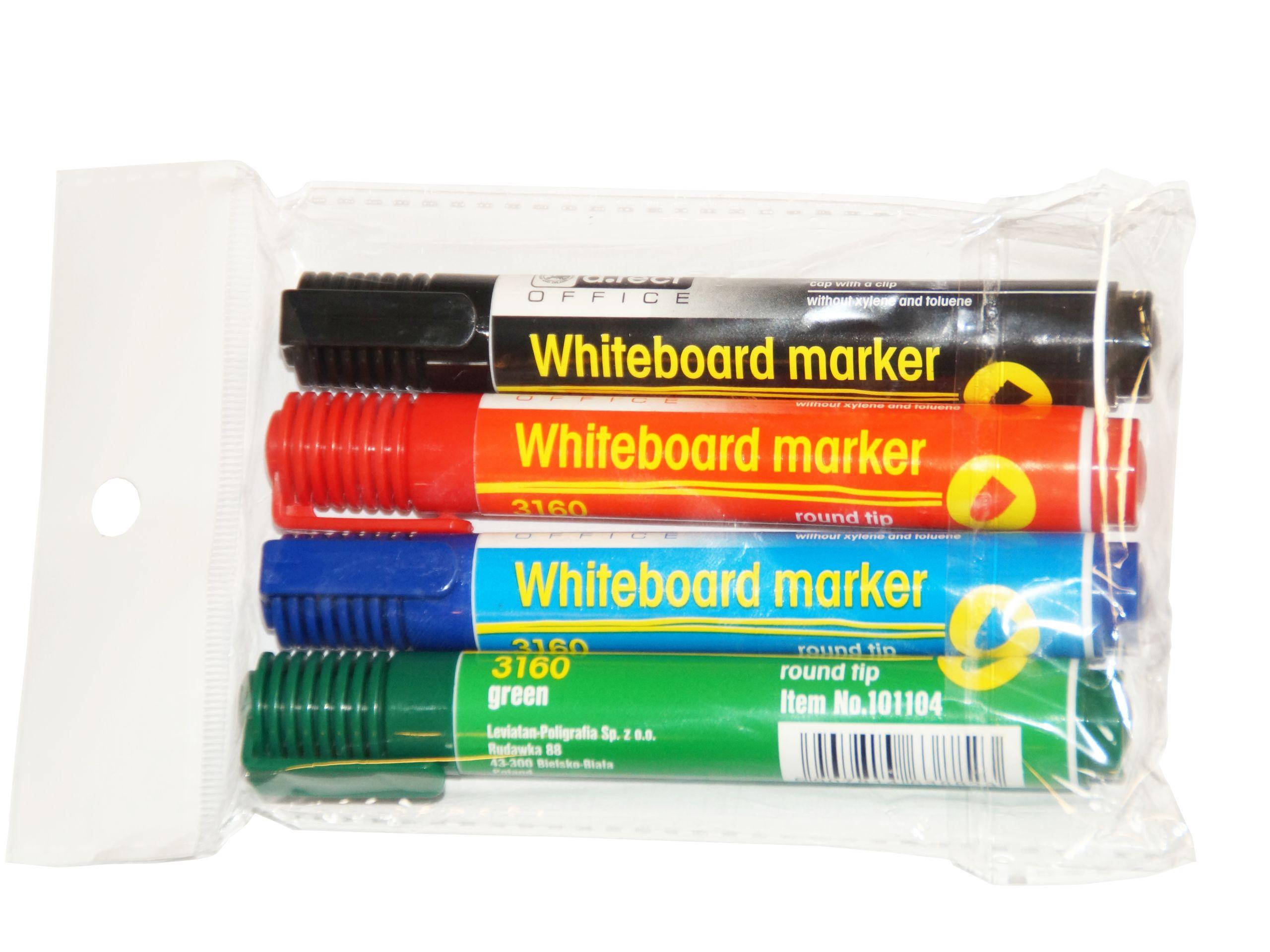 Item Highlighter marker Board Suchościeralnych Set ZE2