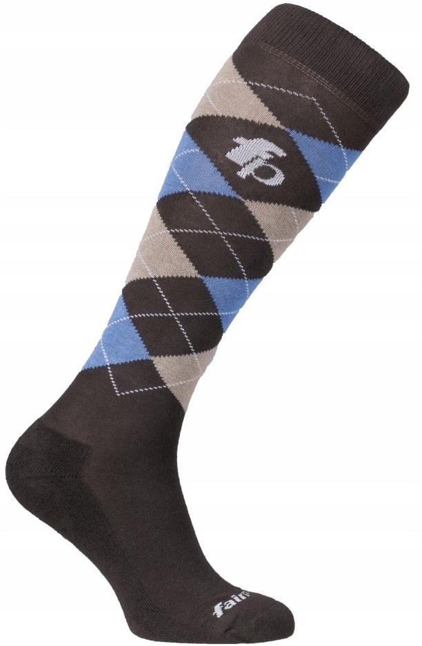 33-35 ponožky Ponožky na koni