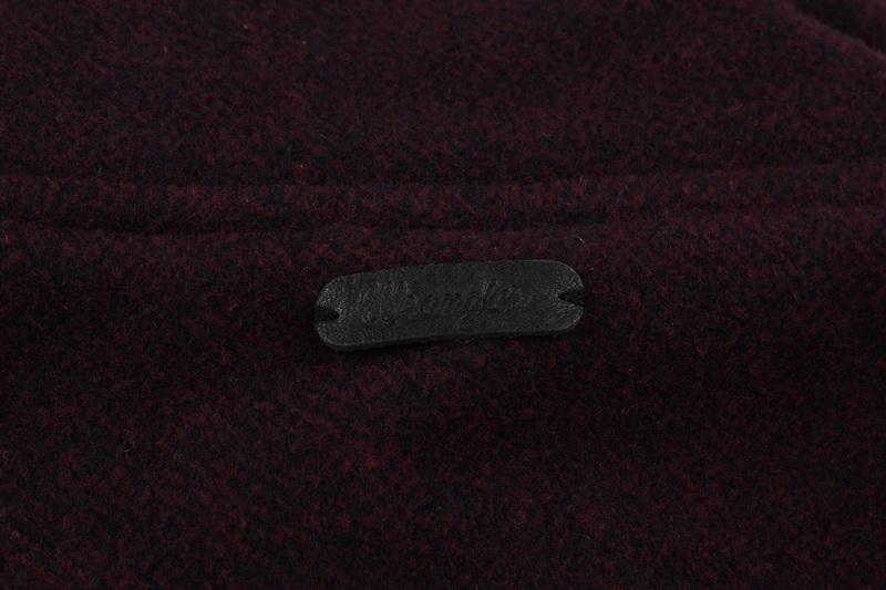 Wrangler daisy JESIENNY PŁASZCZ KURTKA BORDO XL 8396257695