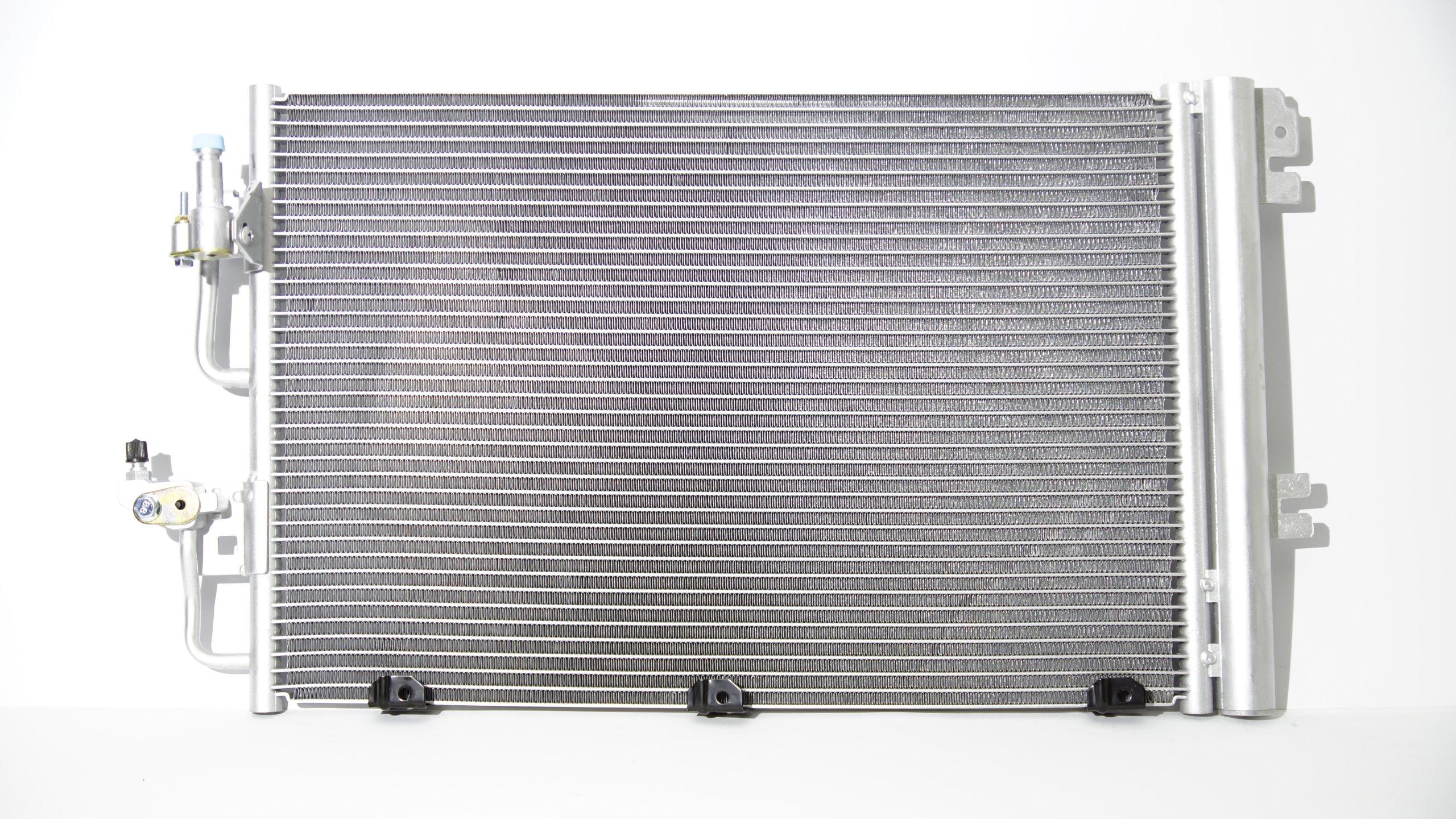 радиатор кондиционирования воздуха opel zafira b 16 18 новая