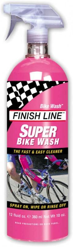 FINISH LINE BIKE WASH 1л с Распылителем