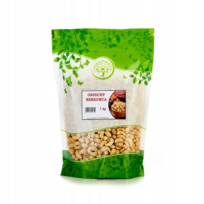 Item CASHEWS 1 kg of NATURAL NERKOWCE AGNEX