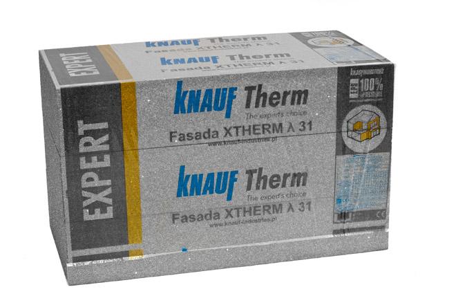 KNAUF EXPERT styropian grafitowy 031 fasada 15cm