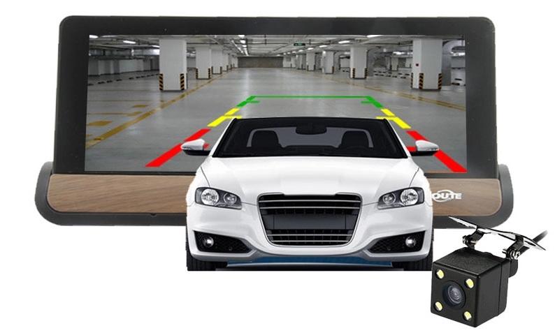 Автомобильный видеорегистратор камера заднего вида android 3g