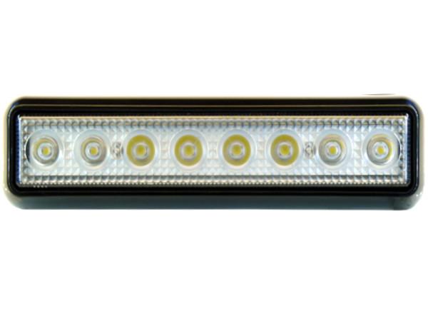сильная лампа 8 led 20 см заднего вида заднего хода 12v 24v