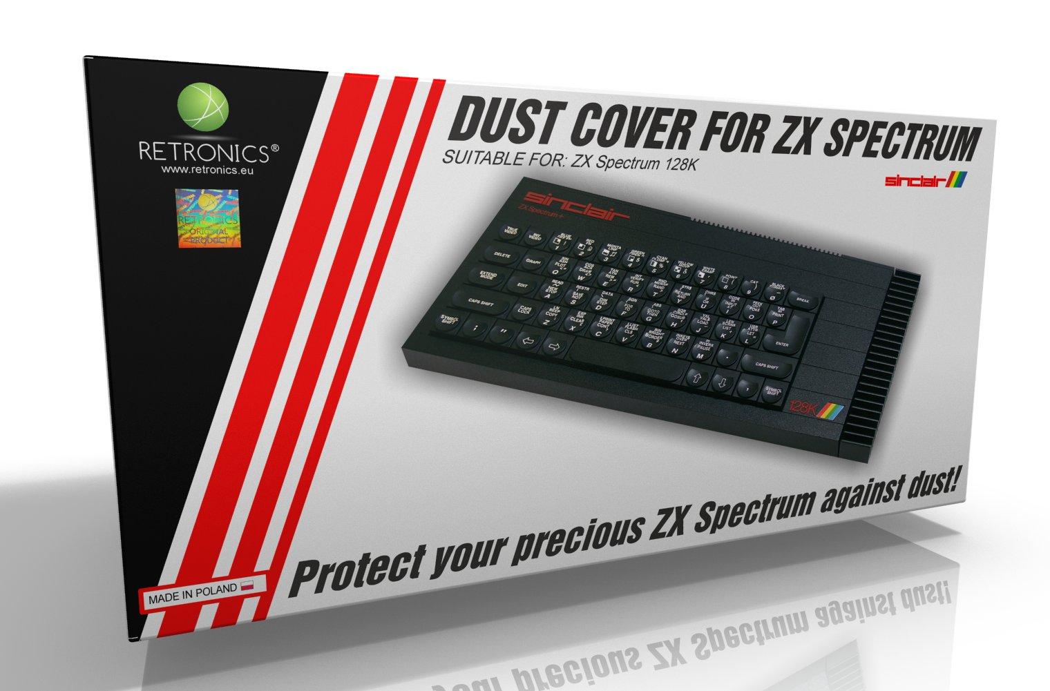 Купить Крышка для ZX Spectrum 128K - совершенно новая! на Otpravka - цены и фото - доставка из Польши и стран Европы в Украину.