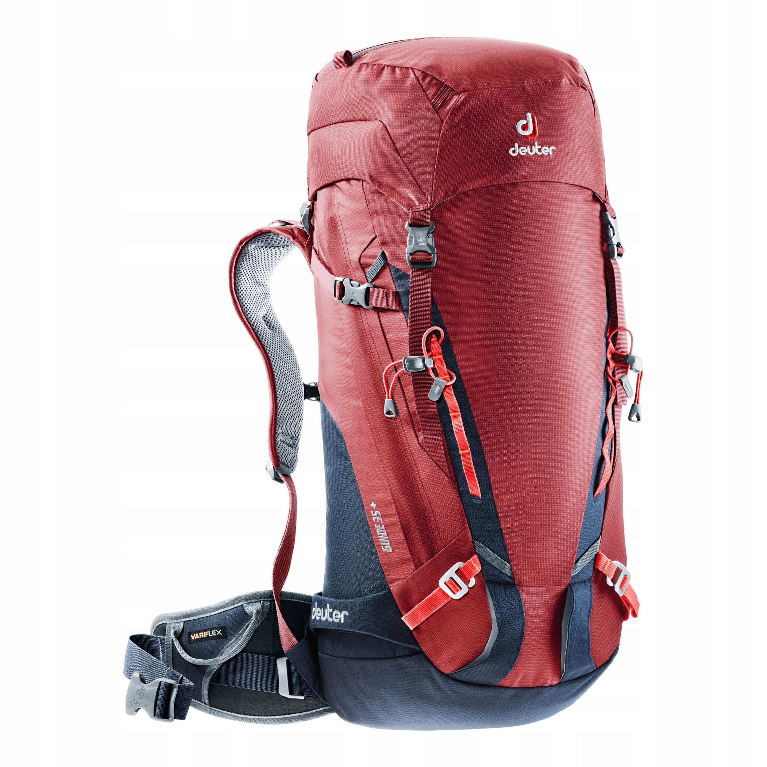 93a7c91730686 Plecak alpinistyczny Deuter Guide 35+ 7546414665 - Allegro.pl