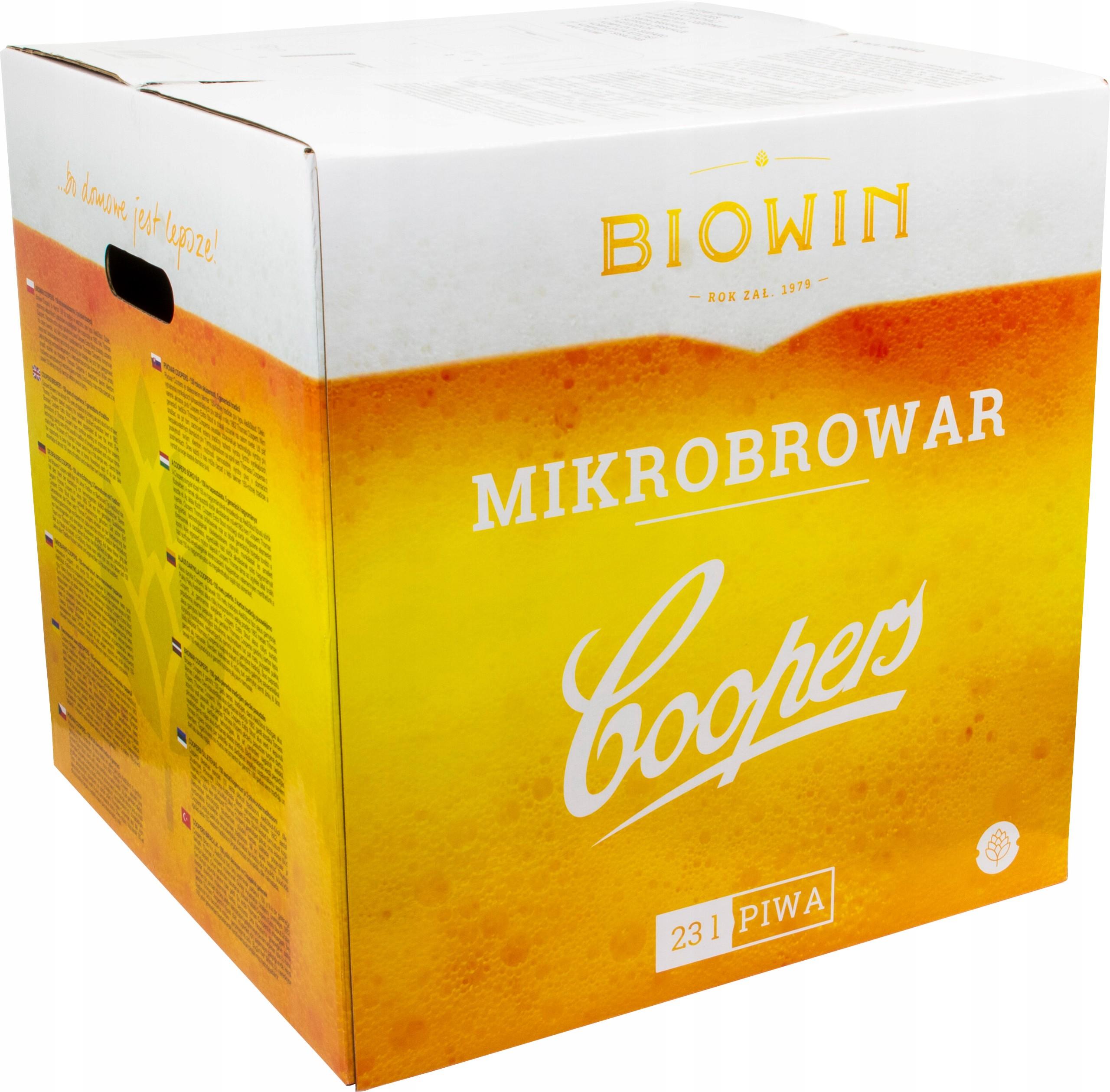 Mikrobrowar комплект ??? пивоварения 406010