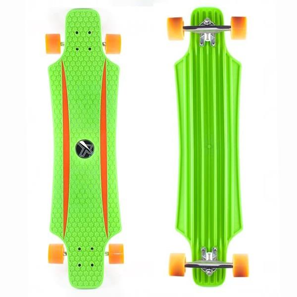 LONGBOARD SKATEBOARD 91,5 cm pre NILS TRICKS