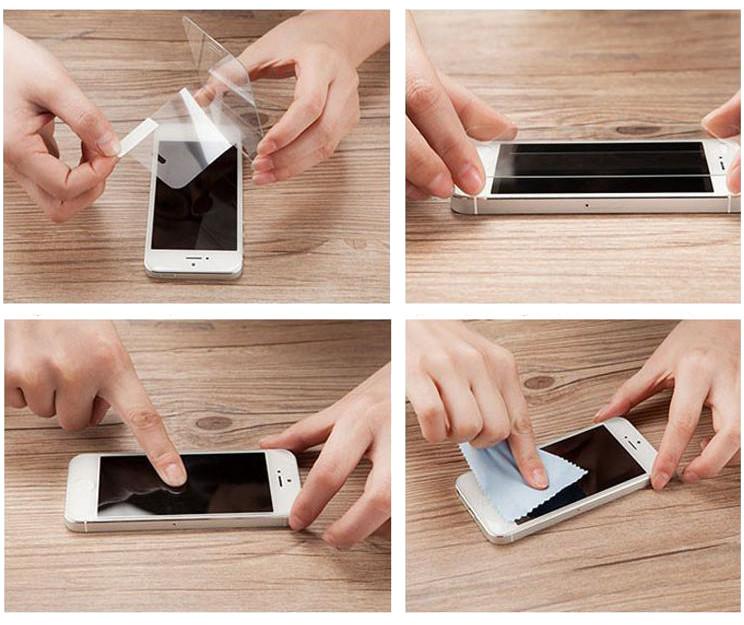 Szkło Hartowane 9H Szybka do Samsung Galaxy A42 5G Dedykowany model Samsung Galaxy A42 5G