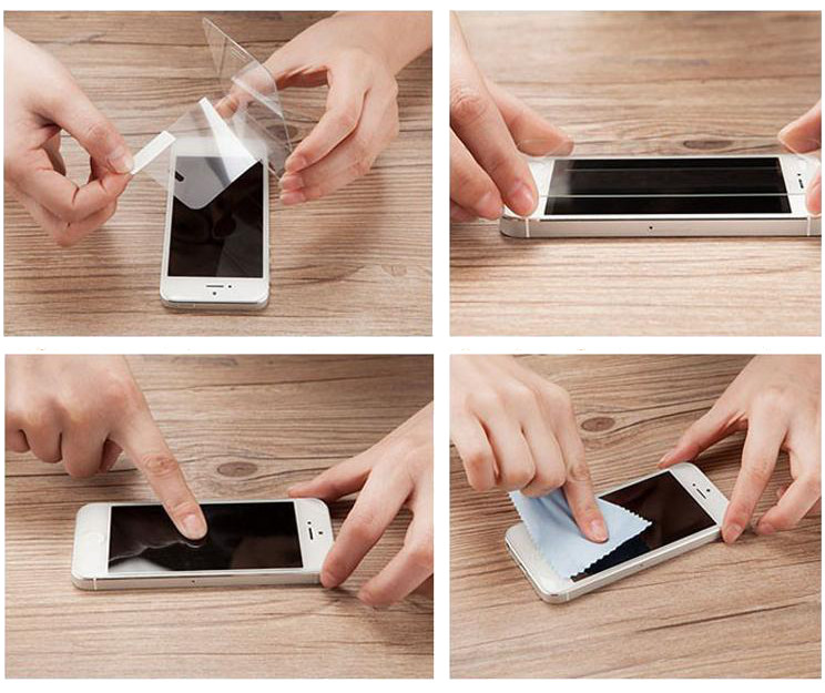 Szkło Hartowane 9H do iPhone 12 Mini Szybka Kod producenta H7
