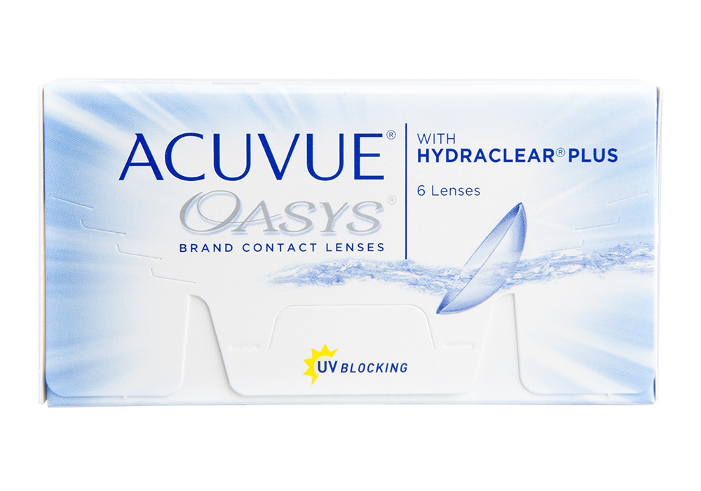Item Contact lenses Acuvue Oasys 6pcs Johnson