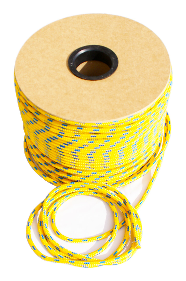 трос лина плетеный полипропиленовая шнур 820m