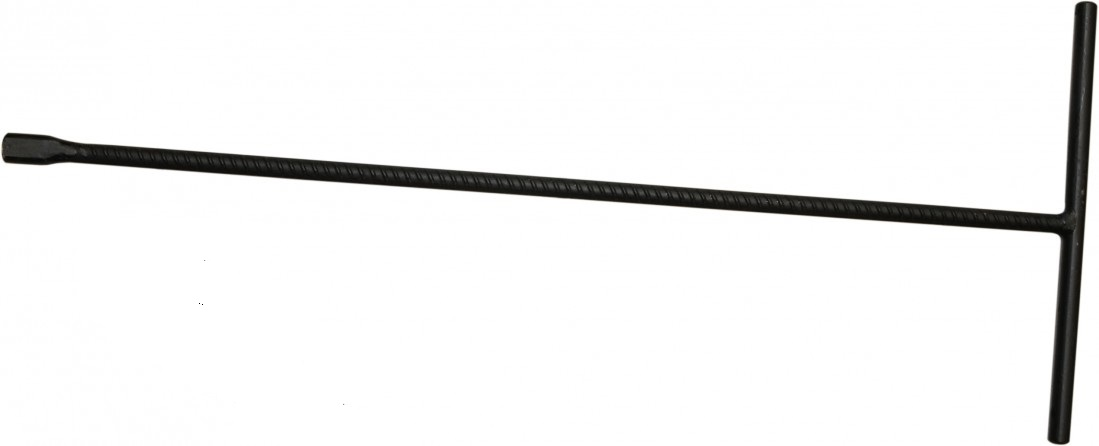 Ключ для повороте радиатора алюминиевого 50 см