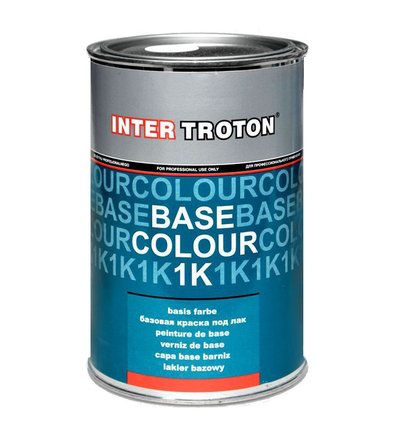 Базовое покрытие TROTON красное, база 1л