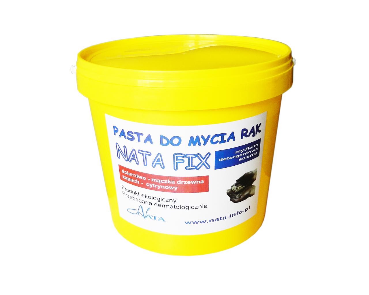 И SAFETY PASTE HAND WASHING 10L древесная еда