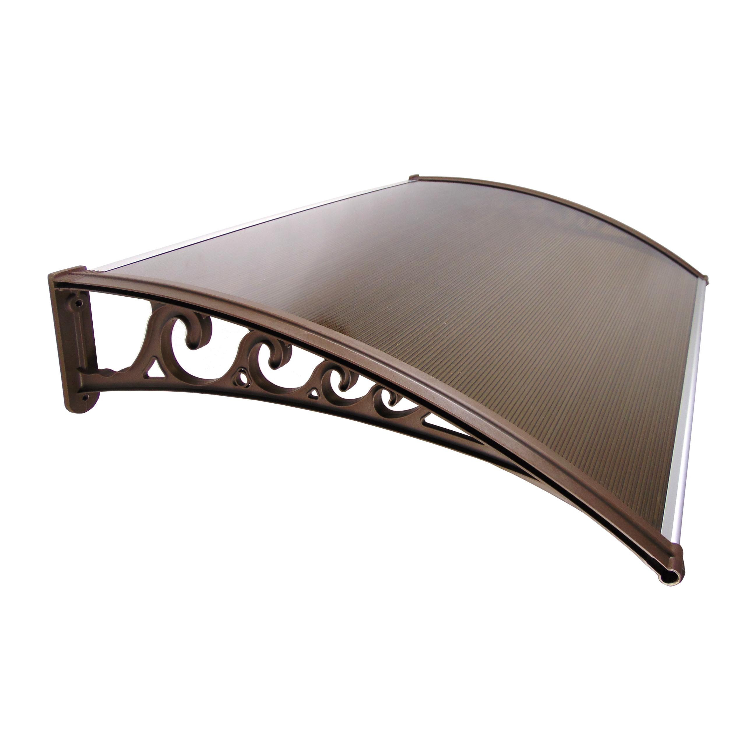 Strecha nad dvere, krytina 100x60, polykarbonát