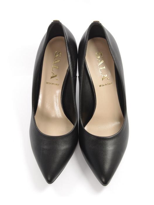 Sala czarne czółenka 41 skóra 1816 08 buty damskie
