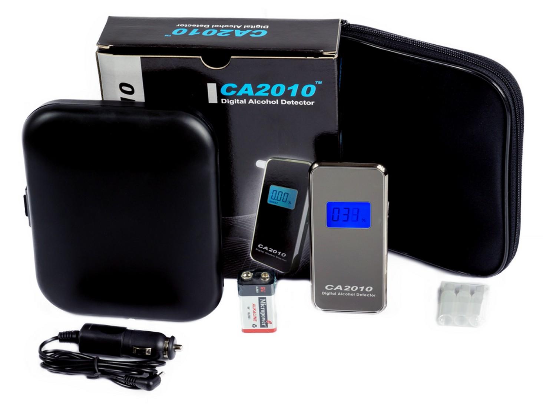 ALKOMAT CA 2010 PRO +100 ustników Waga produktu z opakowaniem jednostkowym 0.35 kg